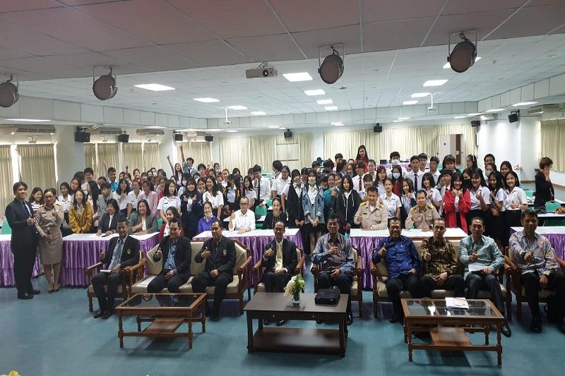 "Mahasiswa Thailand Ikuti Kuliah Umum ""Getting to Know Indonesia"""
