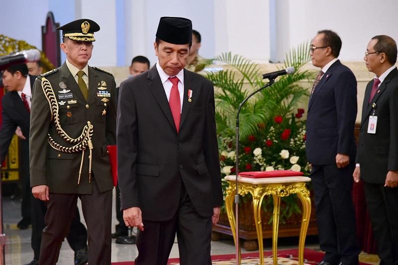 Presiden: WNI Terpapar Virus Korona di Singapura Didampingi KBRI