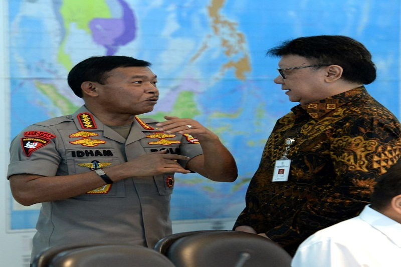 Presiden Minta Polri Segera Umumkan Perkembangan Investigasi Kasus Novel