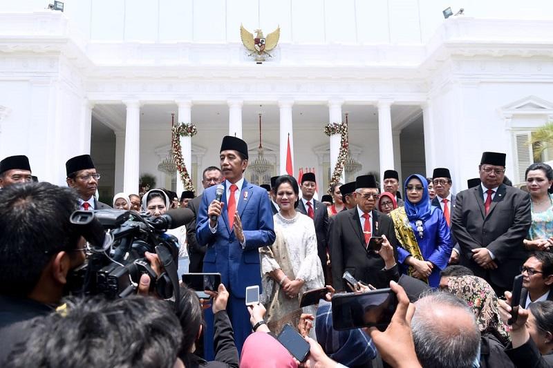 Presiden Jokowi Ajukan Komjen Idham Azis sebagai Kapolri