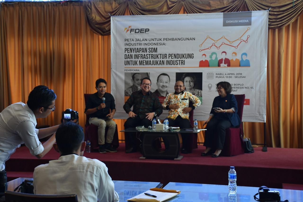 Peningkatan Industri: Kualitas SDM Jadi Kunci Daya Saing