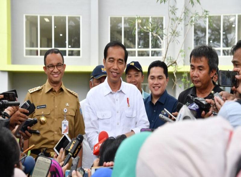 Presiden Yakin Sarana dan Prasarana Asian Games 2018 Akan Selesai Tepat Waktu