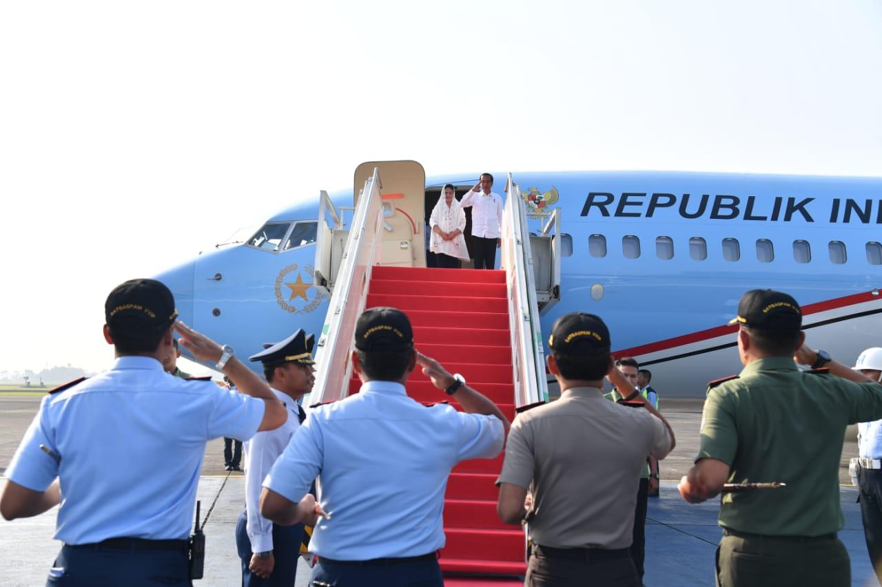 Kunjungan Kerja ke Papua, Presiden Akan Tinjau Jembatan Holtekamp dan Kunjungi Asmat