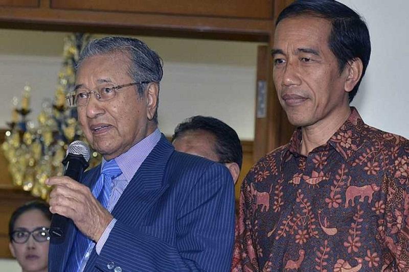 PM Mahathir Telepon Presiden Jokowi, Sampaikan Belasungkawa Terkait Gempa Lombok