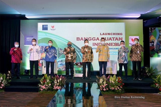 Bangga Buatan Indonesia, Wujud Nyata Upaya Pulihkan Ekonomi dan Cinta Tanah Air