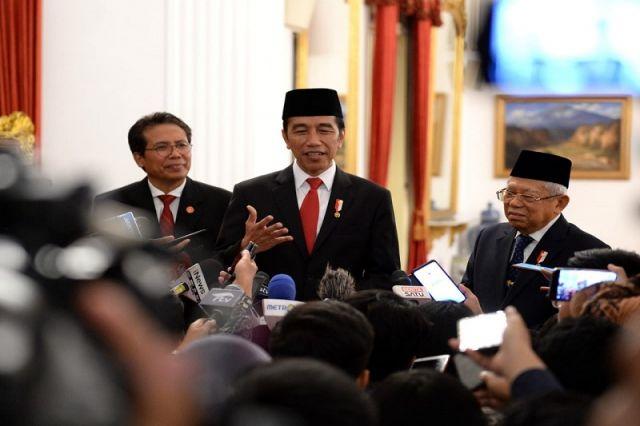 Soal Pemulangan WNI Eks ISIS, Presiden: Akan Dibahas dalam Ratas