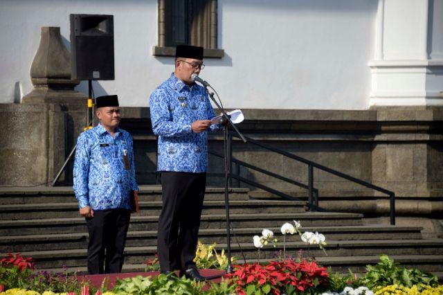 Gubernur: Jawa Barat Idealnya Miliki 40 Kabupaten/Kota