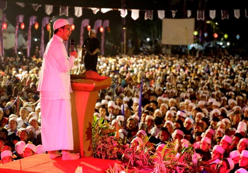 Menag Harap Majelis Taklim Jadi Magnet Generasi Muda Belajar Agama
