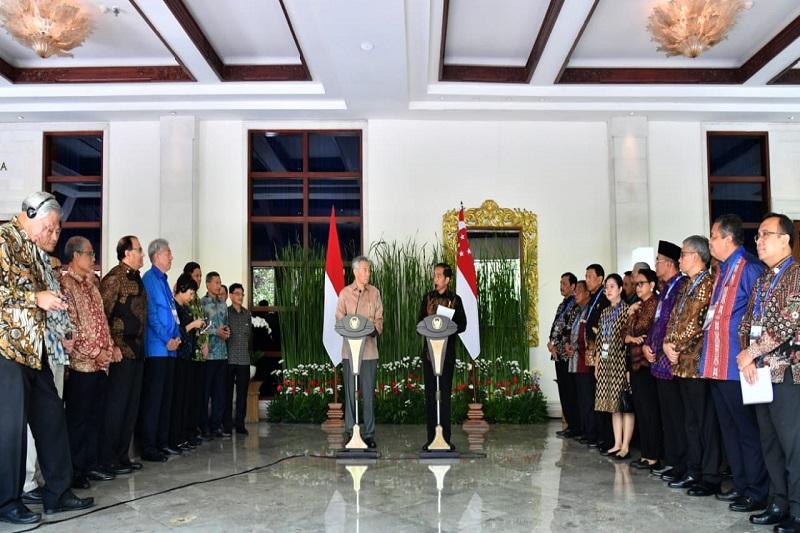 PM Singapura Sampaikan Belasungkawa untuk Musibah di Sulawesi Tengah