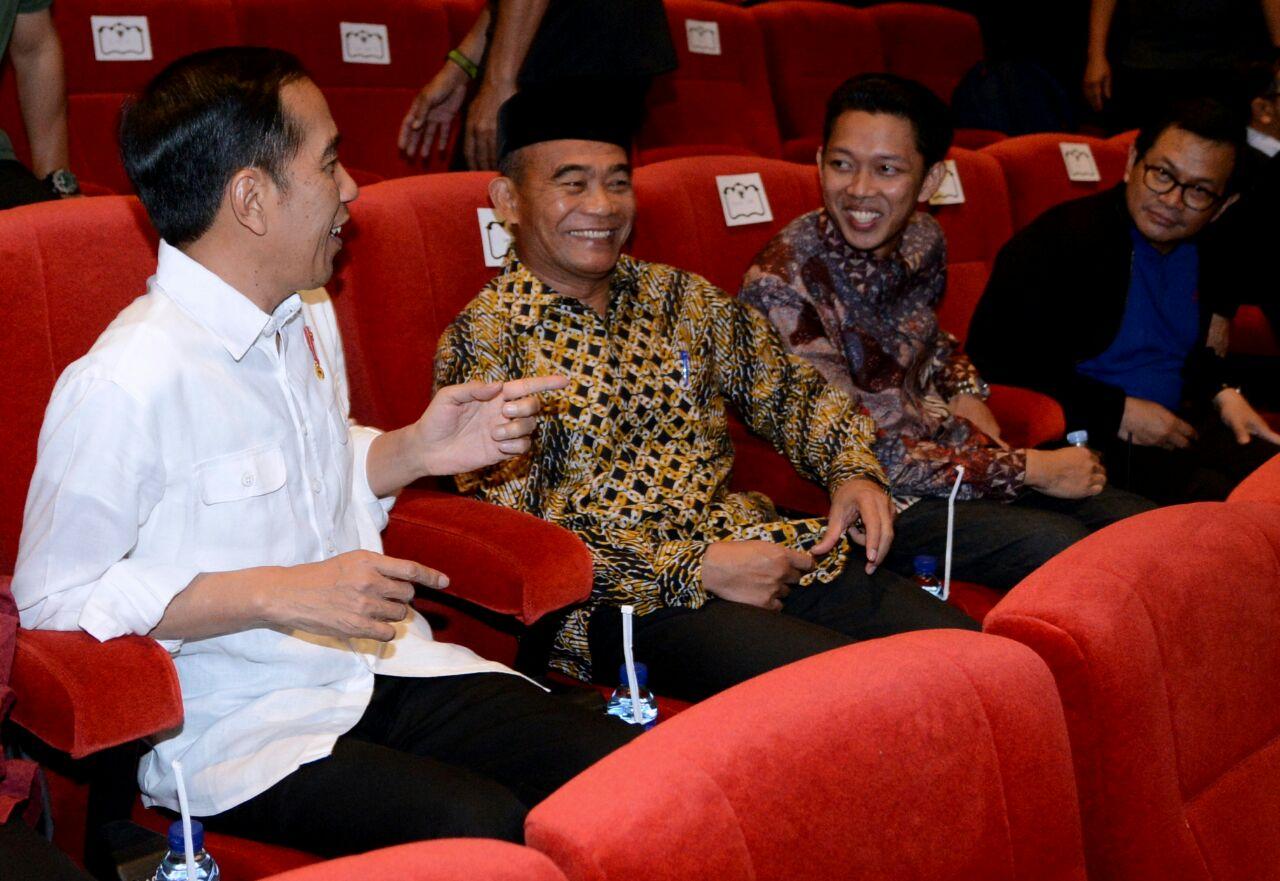 Presiden Apresiasi Pertumbuhan Film Nasional