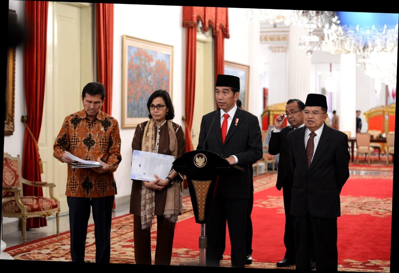 Terbitkan PP tentang THR dan Gaji ke-13, Presiden Jokowi: Pensiunan Dapat THR