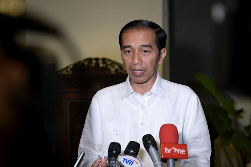 Presiden Jokowi Sampaikan Dukacita atas Bencana Gempa di Sulawesi Tengah